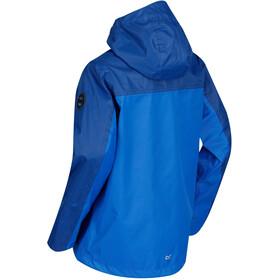 Regatta Disguizer Jakke Drenge, laser blue/oxford blue camo
